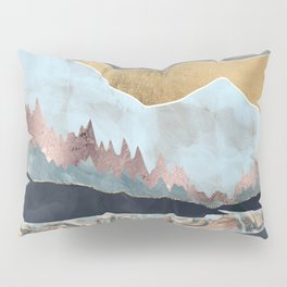 Winter Light Pillow Sham