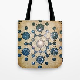 The Wiltshire Circle Tote Bag