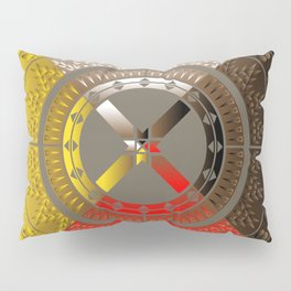 The Four Direction Pillow Sham