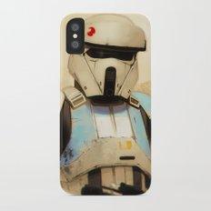 Shoretrooper iPhone X Slim Case