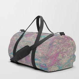 Opulent garden Duffle Bag