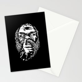 SOCRATES ERA VULGAR Stationery Cards