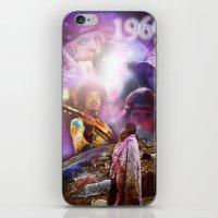 woodstock iPhone & iPod Skins featuring Woodstock 1969 by ZiggyChristenson