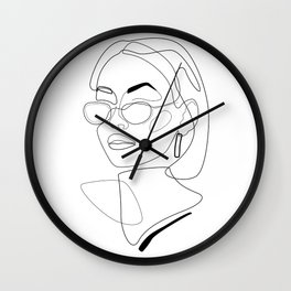 90s Look Wall Clock