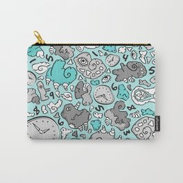 PLAYTIME_BLUE Carry-All Pouch