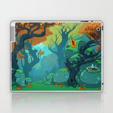End of Fall Laptop & iPad Skin