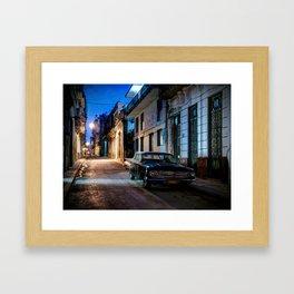 cuba_6 Framed Art Print