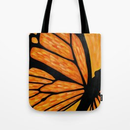 Botanicals & Beauty - Butterfly Tote Bag