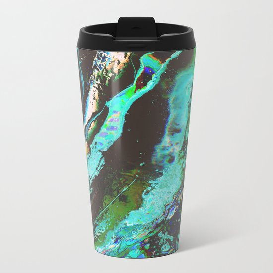 Amplify Metal Travel Mug