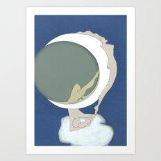 Notturno Art Print