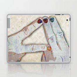 Alt-J Fan Art Laptop & iPad Skin