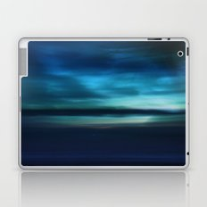 Blue Landscape Laptop & iPad Skin