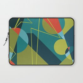 Morse Frequencies Laptop Sleeve