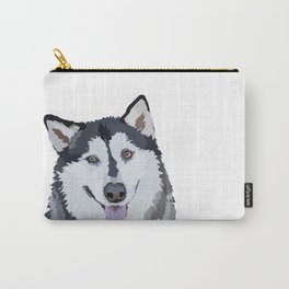 Alaskan Malamute Carry-All Pouch