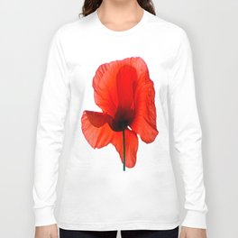 Simply Red Long Sleeve T-shirt