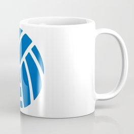 Volleyball Icon Coffee Mug