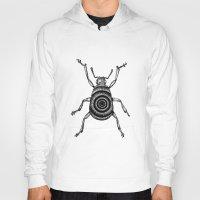 bug Hoodies featuring Bug by Ilya kutoboy