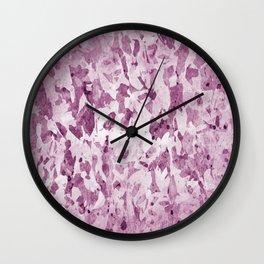 Abstract XXXI Wall Clock