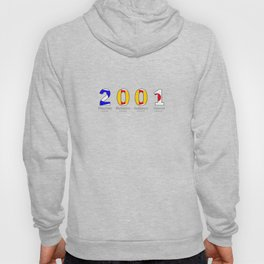 2001 - NAVY - My Year of Birth Hoody