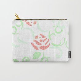 zakiaz pink roses Carry-All Pouch