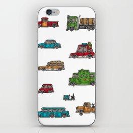 Automobiles iPhone Skin