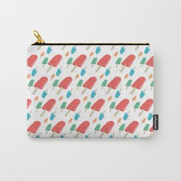 Paletas Pattern Carry-All Pouch