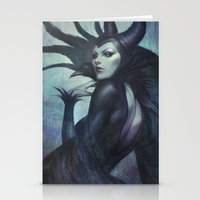kpop Stationery Cards featuring Wicked by Artgerm™