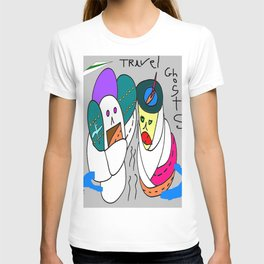 Travel Ghosts T-shirt