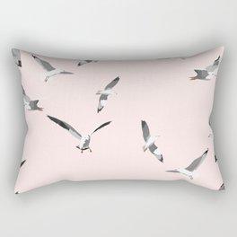 Cover Your Head Rectangular Pillow
