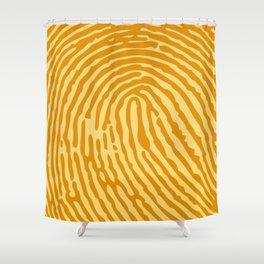 My mark #3 Shower Curtain