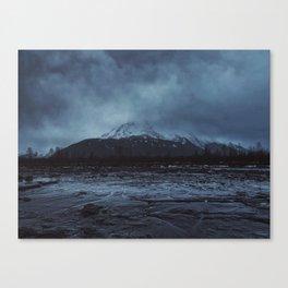 Haunted Alaska Canvas Print