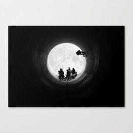 Fullpipe Wolves Canvas Print