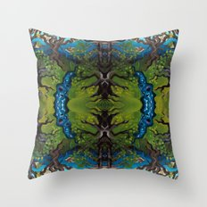 The Malah Throw Pillow