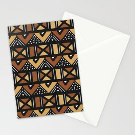 Mud cloth Mali Stationery Cards
