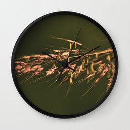 Graceful Dancing Wall Clock