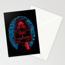 Terms and Conditions Stationery Cards