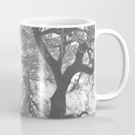 Negative Tree Coffee Mug