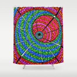 142 Shower Curtain