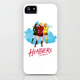 Heathers Minimalist iPhone Case