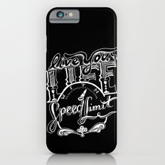 Speed Limit Slim Case iPhone 6s