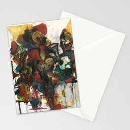 Jazz Fusion, Bands and Words and Music Stationery Cards