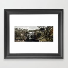 Mackenzie Falls Framed Art Print