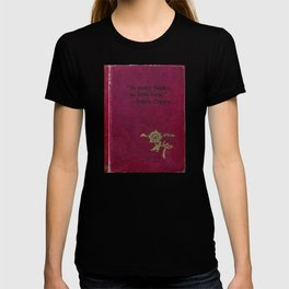 """""""So many books, so little time.""""  ― Frank Zappa T-shirt"""
