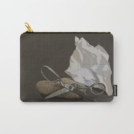 Rock, Paper, Scissors Carry-All Pouch