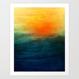 Dawn II Art Print