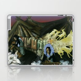 Inuit Mythology: Chapter 1, part 2 Laptop & iPad Skin