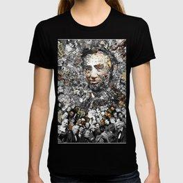 """Rendering Myself Worthy"" Abraham Abe Lincoln. T-shirt"