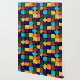 Geometric Colorfull Pattern Wallpaper