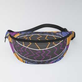 Electric Baller Fanny Pack