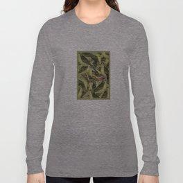 To bird or not to bird Long Sleeve T-shirt